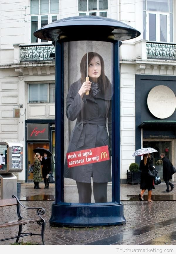 ambient advertising, thuthuatmarketing