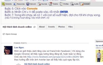 feature add user facebook vào group tự động