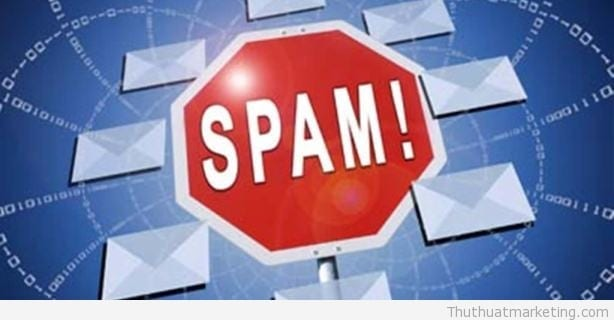 thu thuat marketing - email spam
